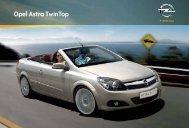 Opel Astra TwinTop - Opel Luxembourg