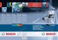 2008 | 2009 Kraftstoffförderung Fuel supply and control Alimentation ...