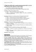 document de mise en ouevre - Programme Med - Page 7