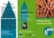 Informationen zur Elternarbeit Download als pdf - Otto-Tschirch ...