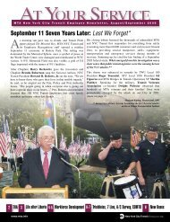 September 11 Seven Years Later: Lest We Forget*