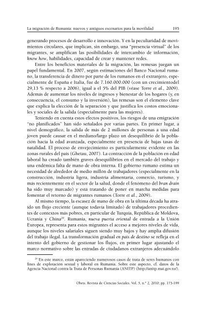 Obets. Revista de Ciencias Sociales - Publicaciones de la ...