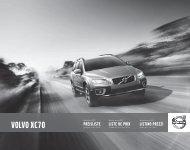 VOLVO XC70 - Volvo Halbeisen AG