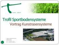 TROFIL Sportbodensysteme