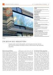 Objektbericht Kantonsschule Trogen (pdf) - Gasser Fassadentechnik ...