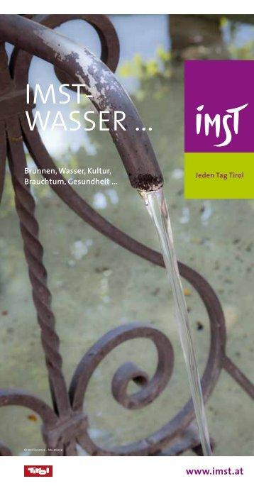 Brunnenfolder - Imst