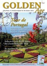 Tour de Portugal - bei GOLDENAge