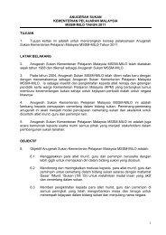 ANUGERAH SUKAN - Kementerian Pelajaran Malaysia