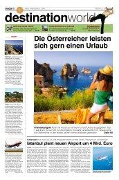 Die Österreicher leisten sich gern einen Urlaub - MediaNET.at