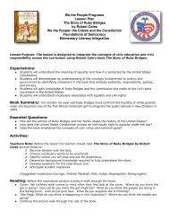 Mother S Day Lesson Plan El Civics