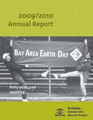 2009/2010 Annual Report - Acterra