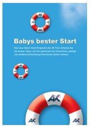 Babys bester Start - AK - Tirol