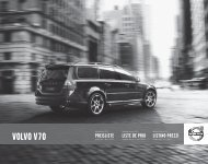 VOLVO V70 - Volvo Halbeisen AG