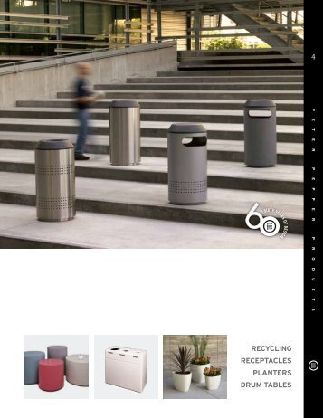 Peter Pepper Products | Receptacles