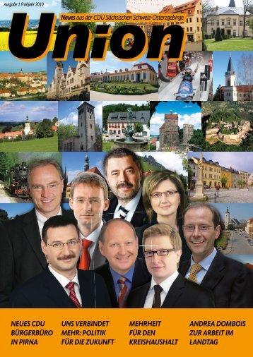 Ausgabe 2010 - CDU Sächsische Schweiz