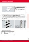 Alarmkontakte > Montageteile - LINK GmbH - Seite 2