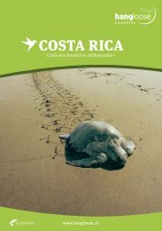 COSTA RICA - Hang Loose Travel