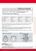 Montageteil Riegelschaltkontakt - LINK GmbH - Seite 2
