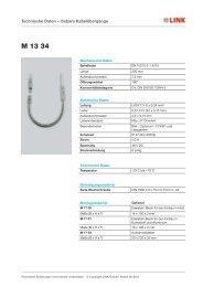 M 13 34 - LINK GmbH