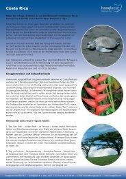 Costa Rica - Hang Loose Travel