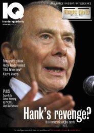 View full issue - Insider Quarterly