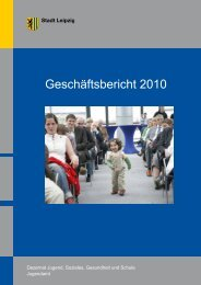 Fachstandards Hilfen zur Erziehung - Stadt Leipzig