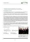Jahresbericht 2008 - Gildenhaus e.V. - Page 3