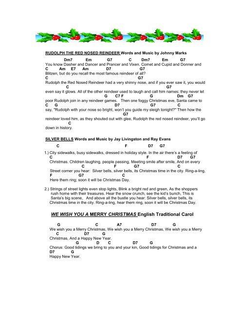 Christmas Time Is Here Chords.Hawaiian Pola Ie Trans