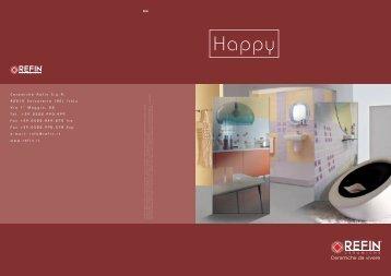 cat Happy-4/3/03 - Ceramiche Refin