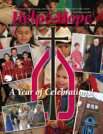 H&H_AnnualReport_vol2No2_Fall08:Layout 1 - Catholic Charities