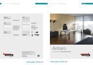 Assmann Büromöbel Prospekt Antaro ... - Pape+Rohde