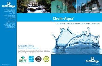 Chem-Aqua Company Brochure