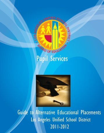Guide to Alt Ed-grad cap and key - Los Angeles County Department ...