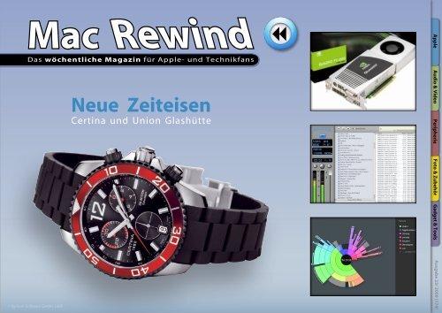 Mac Rewind - Issue 23/2009 (174) - MacTechNews.de - Mac Rewind