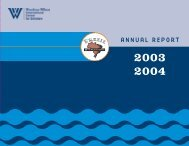2003 Annual Report - Woodrow Wilson International Center for ...