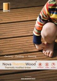 Nova ThermoWood - Novawood