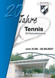 Unsere Jugend - schwabelweis-tennis.de