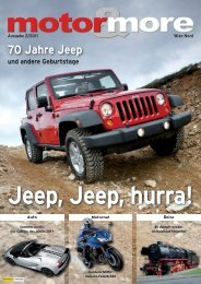 70 Jahre Jeep - Motor & more