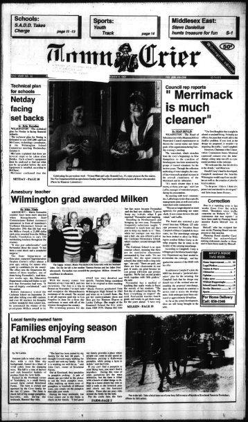 1 - Wilmington Town Crier
