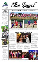 The Laurel News Letter 05/04/12 Edition - San Marcos Academy