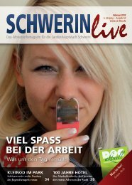 Download Webversion (72 DPI, 8,2 MB) - Schwerin Live