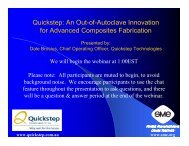 Quickstep - Society of Manufacturing Engineers