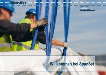 Download Firmenpräsentation SpanSet