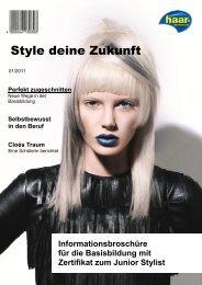 Style deine Zukunft - haar-akademie.ch