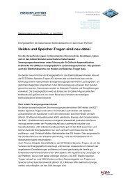 MM Speicher Heiden - SAK