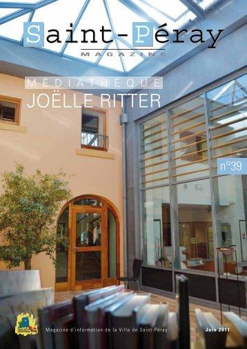 JOËLLE RITTER - Saint-Peray