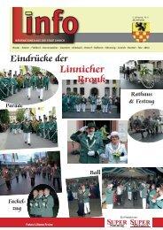 Linfo 06/2011 - Stadt Linnich