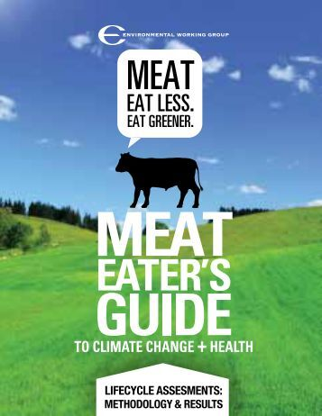 Meat Eaters Guide: Methodology - Environmental Working Group