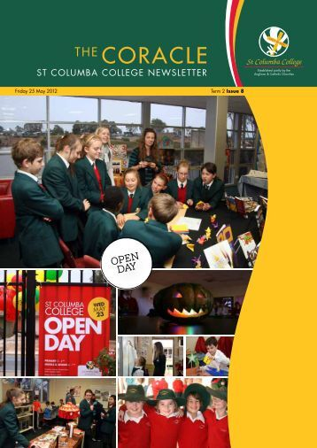 Term 2 - Week 5 - St Columba College