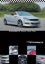 STEINMETZ Astra Twin Top